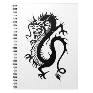 Chinese Dragon (11) Note Books