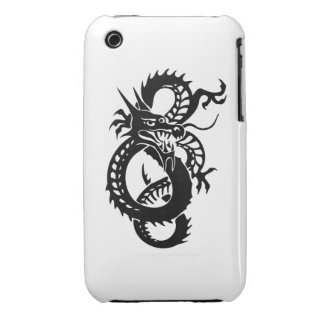 Chinese Dragon (5) iPhone 3 Case