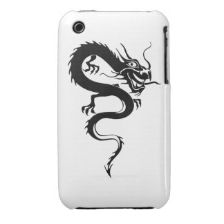 Chinese Dragon (6) Case-Mate iPhone 3 Cases