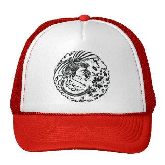 Chinese Dragon Cap