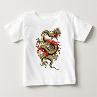 Chinese Dragon customizable designs Baby T-Shirt