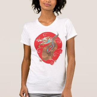 Chinese Dragon Design Shirts