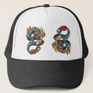 Chinese dragon hat