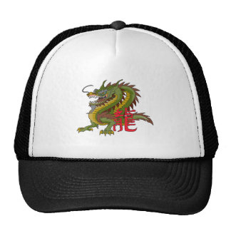 Chinese Dragon Hats
