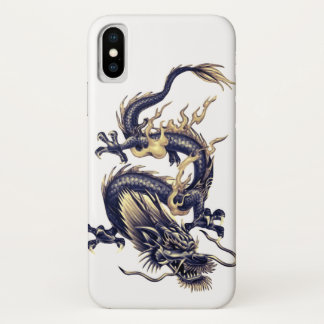 Chinese Dragon iPhone X Case