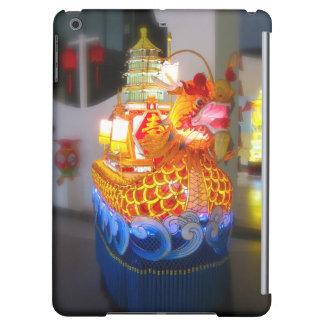 Chinese Dragon Lantern iPad Case