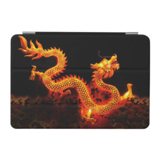 Chinese Dragon Lantern iPad Mini Cover