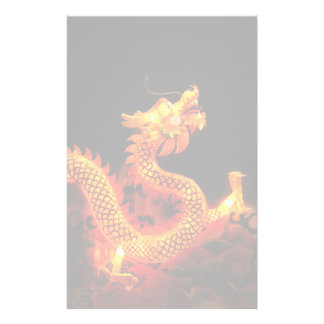 Chinese Dragon Lantern Stationery
