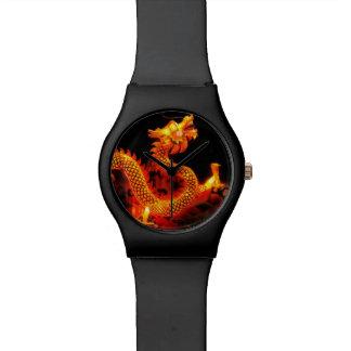 Chinese Dragon Lantern Wrist Watches