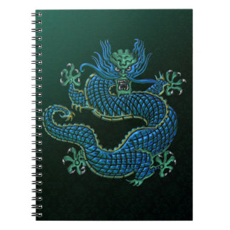 Chinese Dragon Ornament Notebooks
