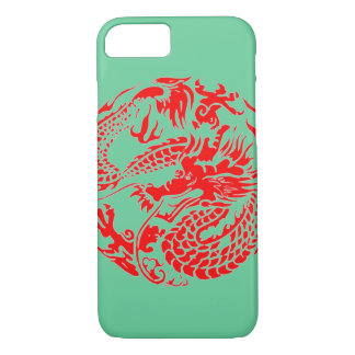 """Chinese Dragon Phone Case"" iPhone 7 Case"