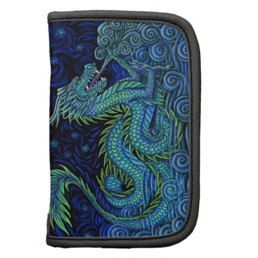 Chinese Dragon Planner