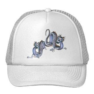 Chinese Dragons  Baseball Hat