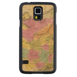 Chinese Empire And Japan Carved Maple Galaxy S5 Case