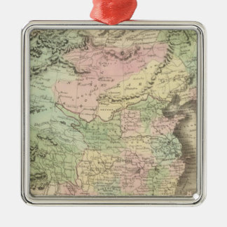 Chinese Empire and Japan Christmas Ornaments