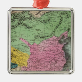 Chinese Empire And Japan Christmas Ornament