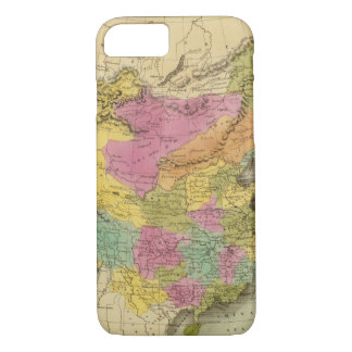 Chinese Empire And Japan iPhone 8/7 Case