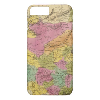 Chinese Empire And Japan iPhone 8 Plus/7 Plus Case