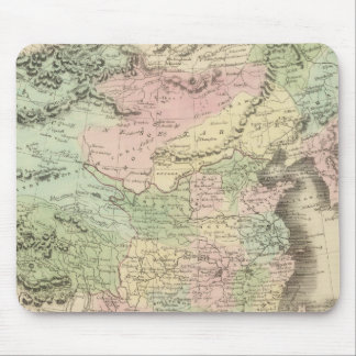 Chinese Empire and Japan Mouse Mat