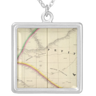 Chinese Empire, Asia 55 Silver Plated Necklace