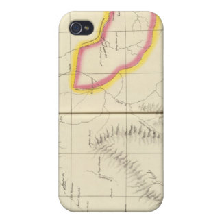Chinese Empire, Asia 57 iPhone 4 Case