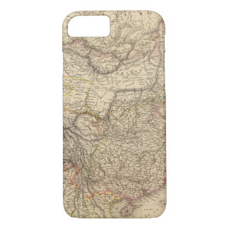 Chinese Empire, Japan iPhone 8/7 Case