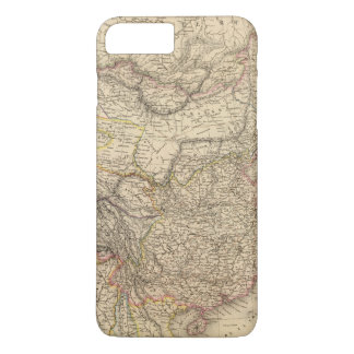 Chinese Empire, Japan iPhone 8 Plus/7 Plus Case