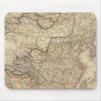 Chinese Empire, Japan Mouse Pad