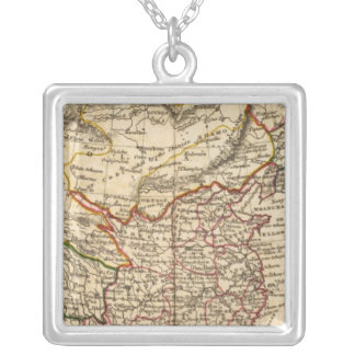Chinese Empire Silver Plated Necklace