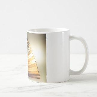 Chinese Fan Basic White Mug