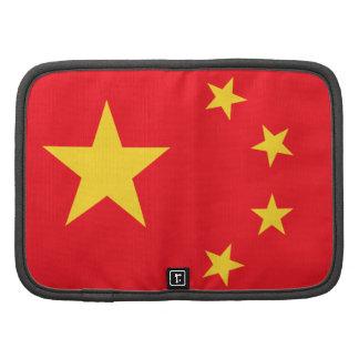Chinese Flag Organizer