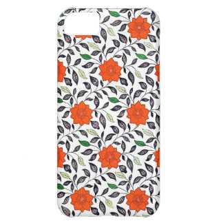 Chinese floral pattern iPhone cases