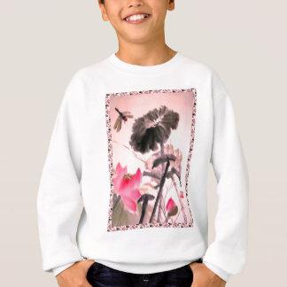 Chinese flowers 1 sweatshirt