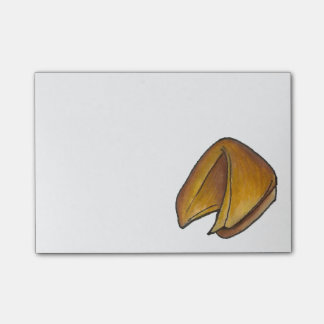 Chinese Food Fortune Cookie Cookies Post It Note