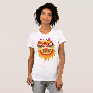Chinese Fortune Character Womens T-Shirt