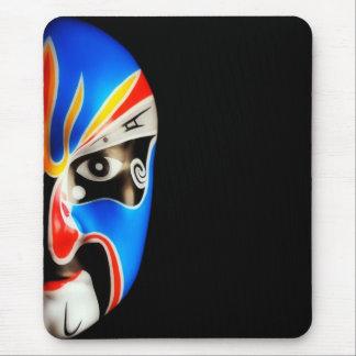 Chinese Gift   Beijing Opera Mask Mouse Pad
