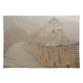 Chinese great wall placemat