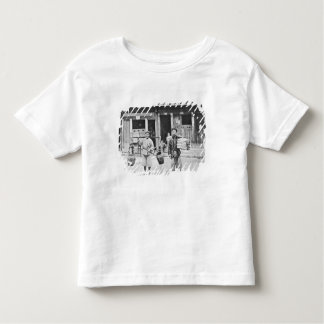 Chinese Hawkers, c.1870 (b/w photo) Toddler T-Shirt