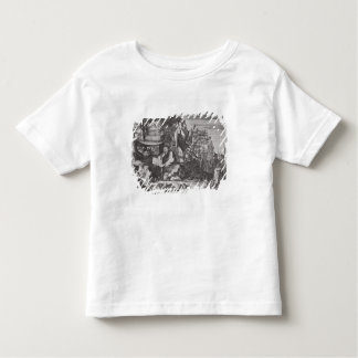 Chinese Holy Men, illustration from a description Toddler T-Shirt