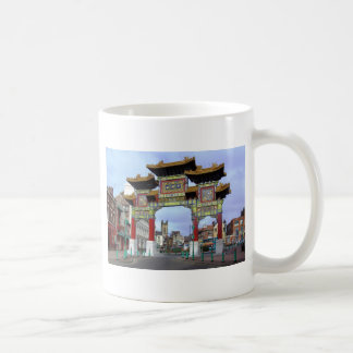 Chinese Imperial Arch, Liverpool UK Coffee Mug