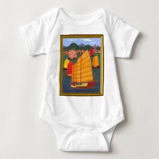 Chinese Junk Baby Bodysuit