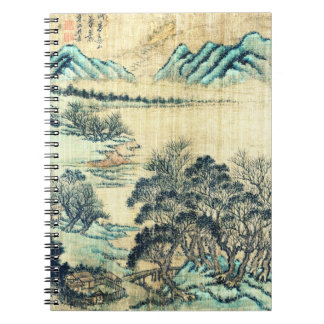 Chinese Landscape 1730 Notebooks