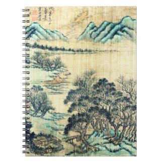 Chinese Landscape 1730 Notebooks