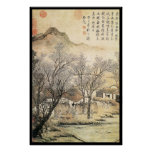 Chinese Landscape (VIII) Print
