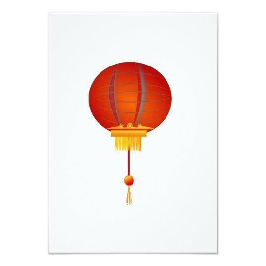 Chinese Lantern Card