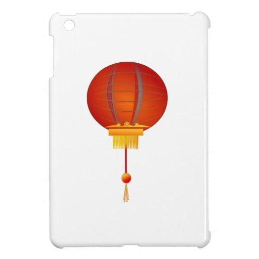 Chinese Lantern iPad Mini Case