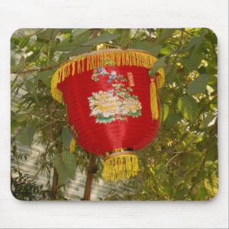 Chinese lantern mouse pad