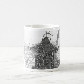 Chinese Lantern Basic White Mug
