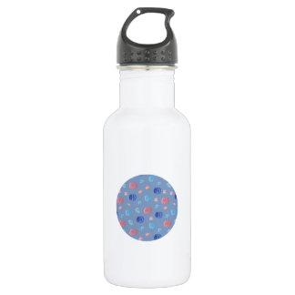 Chinese Lanterns 18 Oz Water Bottle 532 Ml Water Bottle