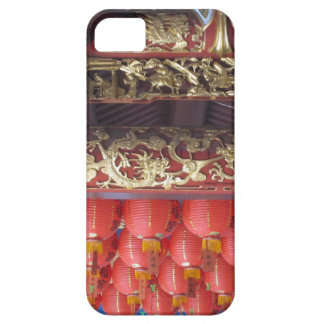 Chinese lanterns and carving, Singapore Barely There iPhone 5 Case